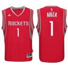 Trevor Ariza Houston Rockets &1 New Swingman Road Jersey-Red