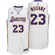Los Angeles Lakers &23 Lou Williams New Swingman Alternative White Jersey