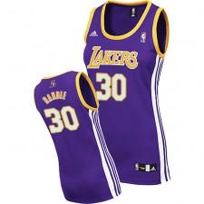 Los Angeles Lakers &30 Julius Randle Women Purple Jersey