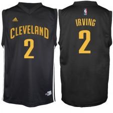 Cleveland Cavaliers &2 Kyrie Irving New Swingman Black Jersey