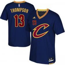 2015-16 New Season Cleveland Cavaliers &13 Tristan Thompson Short Sleeves Jersey