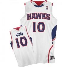 Atlanta Hawks &10 Mike Bibby Revolution 30 Swingman Home Jersey