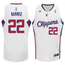 Los Angeles Clippers &22 Matt Barnes 2014-2015 New Swingman Home White Jersey