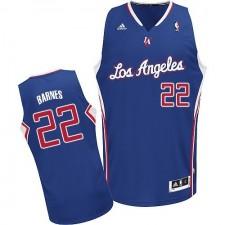 Los Angeles Clippers &22 Matt Barnes Revolution 30 Swingman Alternate Blue Jersey