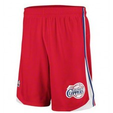 Los Angeles Clippers Swingman Red Shorts