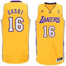 Pau Gasol Los Angeles Lakers Revolution 30 Swingman Jersey