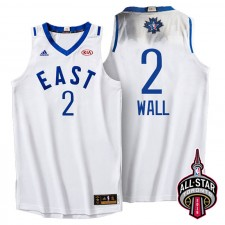 Toronto Star Eastern Conference 2 John Wall 2016 maillot blanc