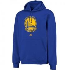 Adidas Golden State Warriors - Sweat à capuche à capuche pour homme - Royal
