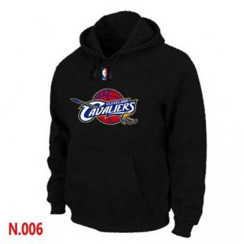 NBA - Pull à capuchon de cavalier Cleveland Cavaliers - Noir