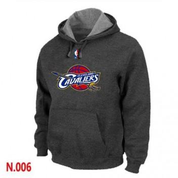 NBA - Pull à capuchon de cavaliers Cleveland - Gris foncé