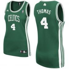 Isaiah Thomas Boston Celtics des femmes &4 vert Maillot