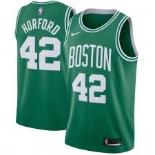 Nike al Horford Boston Celtics Vert Échangiste Maillot - Icône Édition