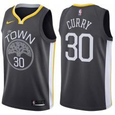 Golden State Warriors Stephen Curry Nike NBA hommes déclaration maillot échangiste
