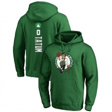 Boston Celtics Jayson Tatum ^ 0 Backer Pullover Vert À Capuche