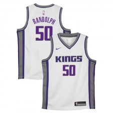 Sacramento Kings Youth Zach Randolph ^ 50 Association Maillot Blanc