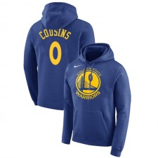 Cousins ​​DeMarcus de Golden State Warriors ^ 0 Essential Pullover Royal Hoodie