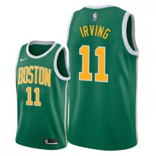 Boston Celtics ^ 11 Kyrie Irving Gagné Swingman Maillot Vert