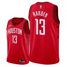 Houston Rockets pour hommes ^ 13 James Harden a remporté le maillot Swingman - Rouge