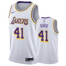 Anthony Davis Los Angeles Lakers &41 - Association Maillot Homme - Blanc