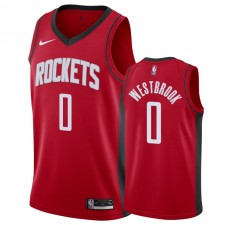 Houston Rockets Russell Westbrook &0 Maillot Icon Hommes