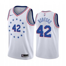 Philadelphia 76ers Al Horford &42 Maillot Homme Gagné
