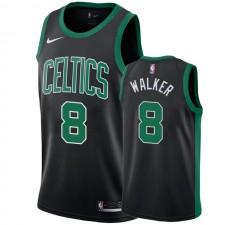 Boston Celtics Kemba Walker 2019-20 Noir Déclaration Maillot