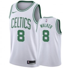 Boston Celtics Kemba Walker 2019-20 Blanc Maillot de l'Association