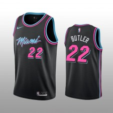 Jimmy Butler Miami Heat Maillot 2019-20 City Édition