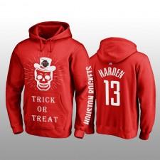 Sweat à capuche tricoté ou traité Halloween de James Harden Houston Rockets