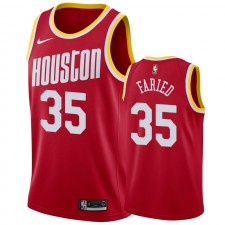 Kenneth Faried Houston Rockets 2019-20 Hardwood Classiques Maillot Homme - Rouge