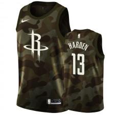Houston Rockets James Harden Memorial Day nom de police