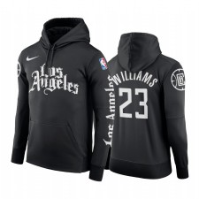 Los Angeles Clippers Lou Williams Noir Mister Cartoon Horizon Capuche