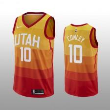 Maillot De la ville de l'Utah Jazz Mike Conley 2019-20