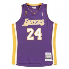 Maillot authentique NBA Kobe Bryant Finals 2009 Hardwood Classics Throwback NBA 2008-09