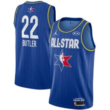 Jordan Brand Jimmy Butler Bleu 2020 NBA All-Star Jeu Swingman Fini Maillot