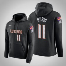 Phoenix Suns Ricky Rubio City Noir 2020 Season Pull Capuche