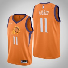 Suns 2019-20 Ricky Rubio Maillot Orange - Déclaration