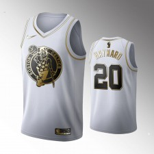 Boston Celtics Gordon Hayward Blanc 2019-20 Golden Édition Maillot