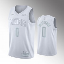 Houston Rockets Russell Westbrook MVP Maillot - Blanc