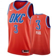 Oklahoma City Thunder Chris Paul Déclaration Maillot homme