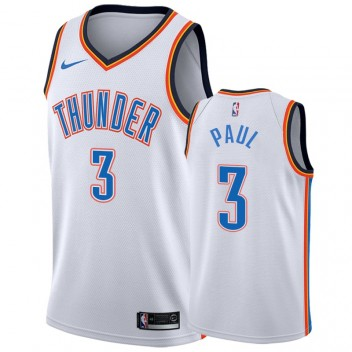 Oklahoma City Thunder Chris Paul Association Maillot Homme