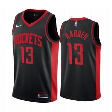 Houston Rockets James Harden Edition Edition Noir & 13 Maillot