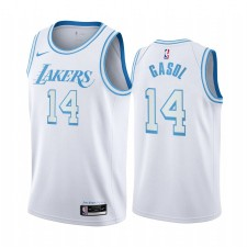 Marc Gasol Los Angeles Lakers Blanc City Maillot 2020 Commerce