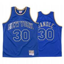 New York Knicks Julius Randle 2020 CNY Royal Retour Maillot