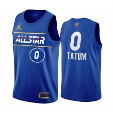 All-Star 2021 JAYSON Tatum Maillot Bleu Conférence Eastern Conférence Celtics Uniforme