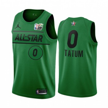 JAYSON TATUM MTN DEW 3 points All-Star 2021 EST Green Celtics Maillot