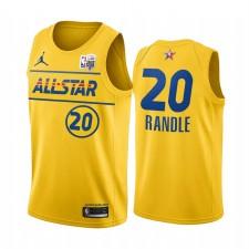 Julius Randle Taco Bell Skills Challenge All-Star 2021 Oriental Hold Knicks Maillot