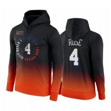 Derrick Rose New York Knicks City Edition Sweat Hoodie Noir