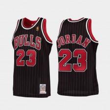 Bulls Michael Jordan1996-97 Hardwood Classiques Maillot