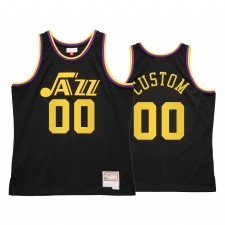 Jordan Clarkson & 00 Utah Jazz Recharge 2.0 Maillot Noir